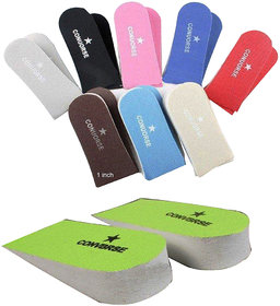 Height Increase Insoles Pads for Looking 1 Inch Taller