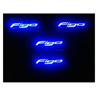 Ford Figo Led Scuff Plates ( Set Of 4 Pcs.)
