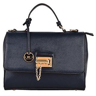 Diana Korr Jewel Blue Handbag DK28HBLU