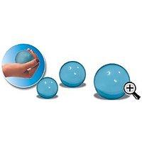 Acco Gel Ball/Stress Reliefing Ball Hard (Blue) Medium