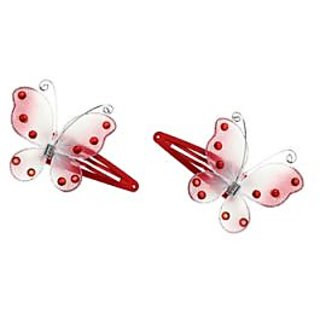 Stol'n  Red Butterfly Tic Tac Design 1