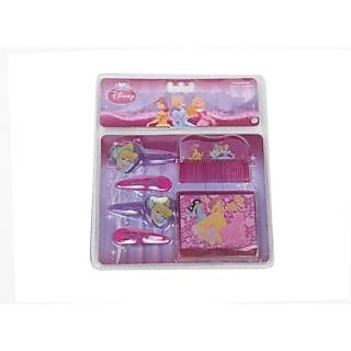 Stol'n  Set Of Kids Tic Tac Pins,Comb & Mirror Multi color