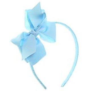 Stol'n  Hairband With Bow Blue Flower