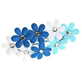 Stol'n  Stone Studded Multi Colour Flower Tic Tac Design 2