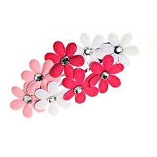 Stol'n  Stone Studded Multi Colour Flower Tic Tac Design 3