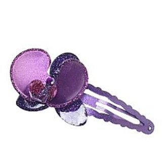Stol'n  Purple Tic Tac With Purple Glitter Butterfly