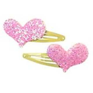 Stol'n  Yellow Tic Tac Pins With Glitter Heart  Pink