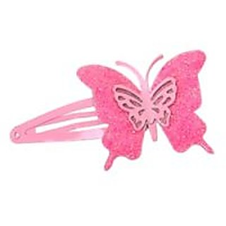 Stol'n  Small Butterfly With Glitter Tic Tac Pink