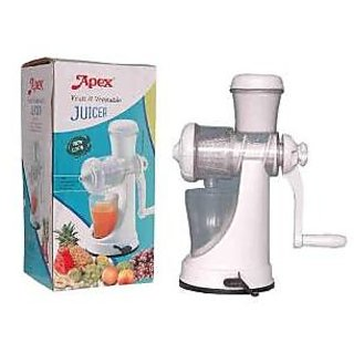 APEX FRUIT JUICER FOR MULTI PURPOSE USE.Manual Hand Simple& Easy To Use For All