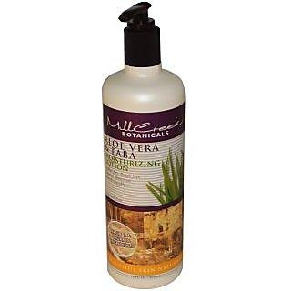 Just Organik Moisturizing Cream Aloe Vera