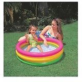 Intex Sunset Glow Baby Inflatable Summer Swimming Pool For Water Fun