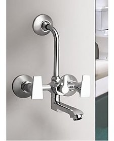 Blues Art Wall Mixer With L Bend Or Without Over Head Shower