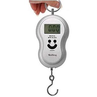 CAPACITY HANGING PORTABLE TRAVEL LUGGAGE DIGITAL SCALE