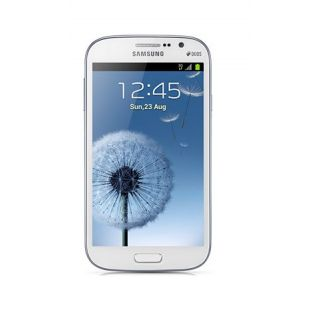 Samsung Galaxy Grand Duos (GT-I9082) with 2 Flip Covers