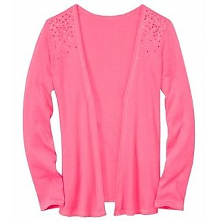 Dress for Girls in pink colour