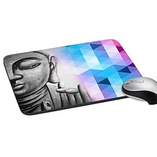 Mesleep Saint Digitally Printed Mouse Pad   Pd-02-47