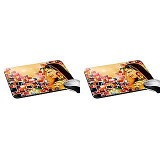 Mesleep Rani Digitally Printed Mouse Pad   Pd-02-48-2