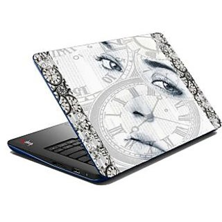 meSleep Time Laptop Skin