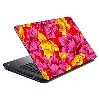 MeSleep Multi Colored Leaves Laptop Skin