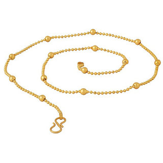 Buy Guarantee Ornament House Imitation Jewellery Designer Golden Fashion Necklace Chain Goh95 Online Get 67 Off