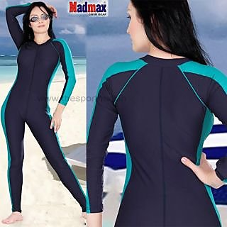 Madmax Swimwear Body Suit Navy Size Xxl In India Shopclues Online