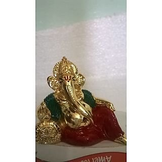 Raja Ganesh Gold Plated
