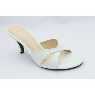 Get Glamr Women White Sandals-N3009