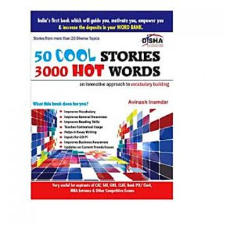 50 Cool Stories 3000 Hot Words (Vocabulary For Gre/ Mba/ Sat)