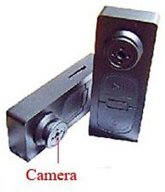 HD Button Spy Camera