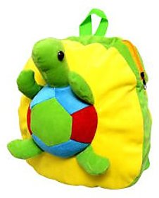 1Stop Multicolour Tortoise School Bag