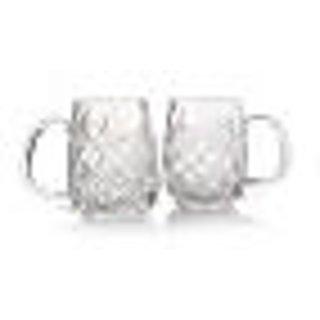 Bistro Crystal Glass Beer Mug-Small
