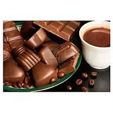 900 Gms Of CAPPUCCINO TRUFFLES Chocolates For DIWALI As SWEETS