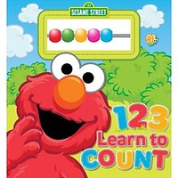Street Learn To Count Abacus Book