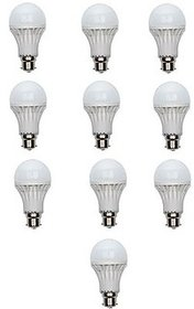 5 Watt Led Bulb Set Of 10 Bulbs
