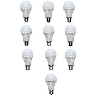 5 Watt Led Bulb Set Of 10 Bulbs