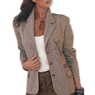 Women wool Blazer (Best Price)