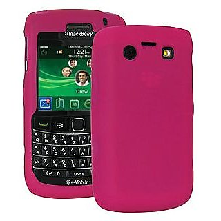 Amzer 85359 Silicone Skin Jelly Case - Hot Pink