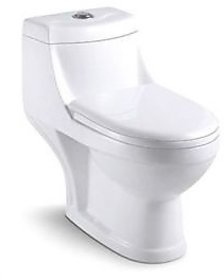 Water Closets/Toilet Seat Flora 75-200mm Roughing In (Bathroom Sanitary Ware)