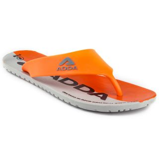 e9b0e69988b84c Adda Mens Stylish Slippers WP-Roadies-03-Grey Orange