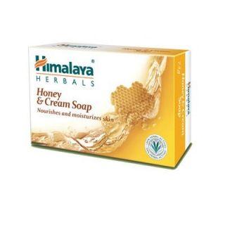 Himalaya Herbals Nourishing Cream and Honey Soap  75g (Pack of 3)