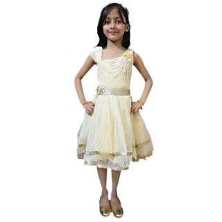 eaf5f2ca4b94 Kids dresses baby clothing girls Long Designer net frock 3 4 5 6 7 8 ...