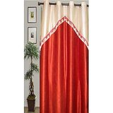 JBG  Home Store  Fancy Lace Design Door Curtain