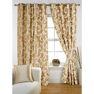 StoryHome Foam  Window Curtain Nature-WNR3002