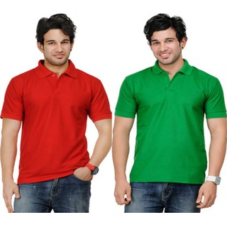 Ave Polo T-Shirt Pack Of 2 - Re-Gr