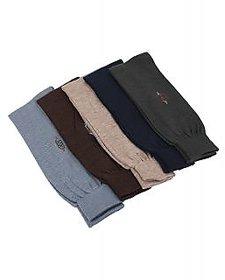 Mens Long Socks set of 4