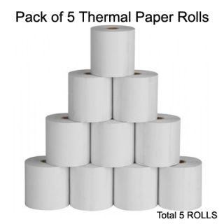 thermal paper rolls 79mm x 70gsm x 50 meters Toll plaza Restaurant billing Retai