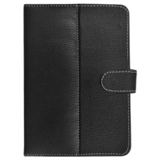 sports shoes 2d048 9a323 LEATHER FLIP COVER & STAND for MICROMAX CANVAS TAB P470 TABLET CASE HOLDER  POUCH