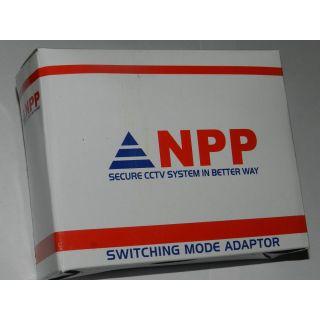 NPP CCTV POWER SUPPLY FOR 8 CAMERAS