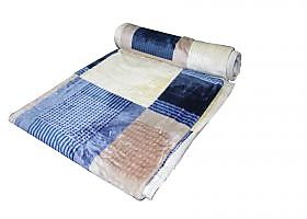 Flannel Ac Double Blanket