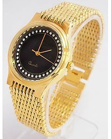 Gold Plated Watch For Mens (SK175)